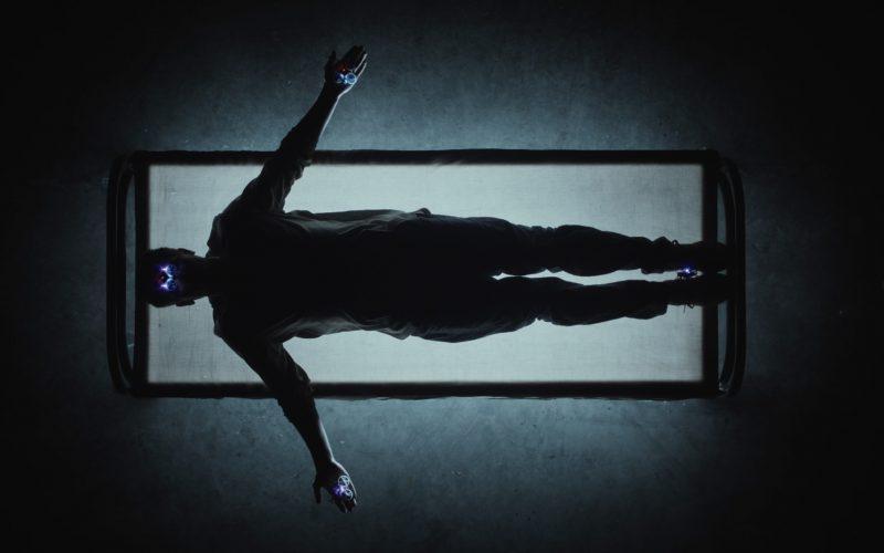 pain ballet police drones